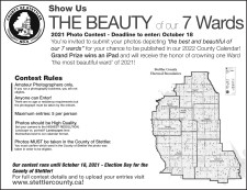 Show Us THE BEAUTY of our 7 Wards